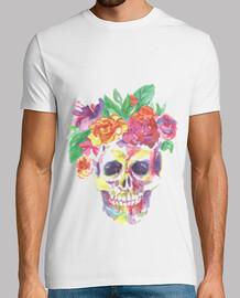 fleurs du crâne