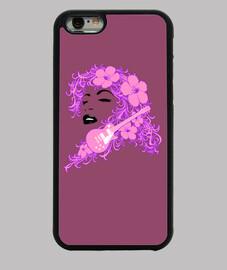 Flo Cover iPhone 6, nero
