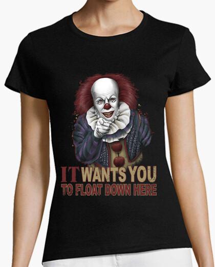 Camiseta Float Down Here