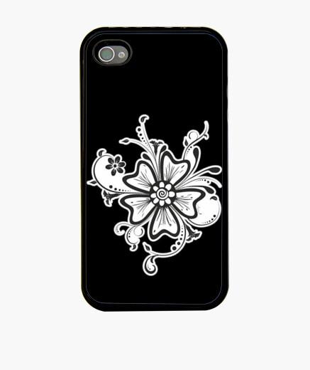 Funda iPhone flor