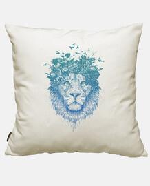 Floral lion