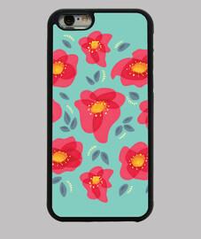 flores bonitas con pétalos de color rosa brillante