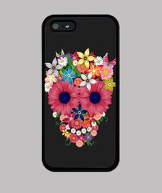 flores de calavera