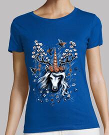 flores de unicornio de ciervo