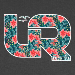 Tee-shirts Flores del puerto viejo de la rochelle