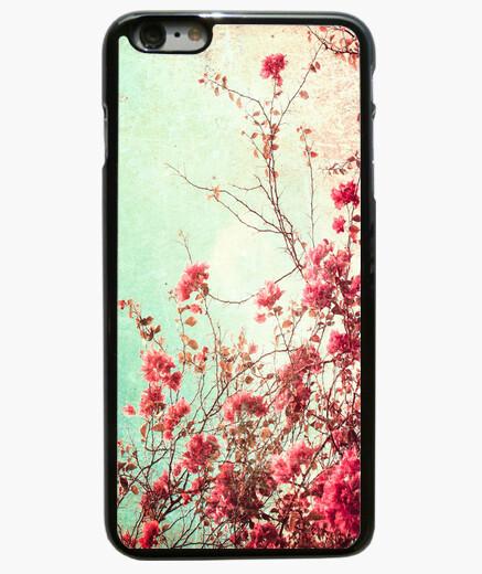 Funda iPhone 6 Plus / 6S Plus Flores rojas