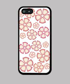 flores rojas iphone 5