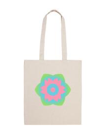 flower cool bag