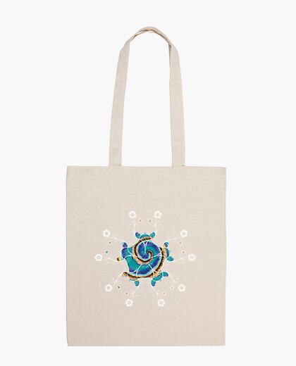 Bolsa Flower Mandala