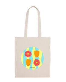 flower power: bag