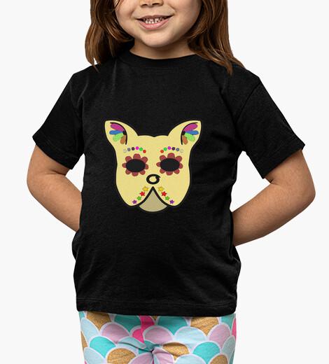 Ropa infantil Flowered dog