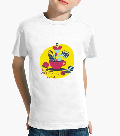 Ropa infantil Flowering  tea