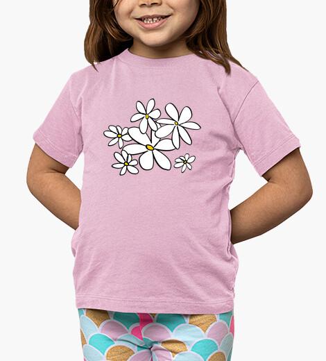 Ropa infantil Flowers
