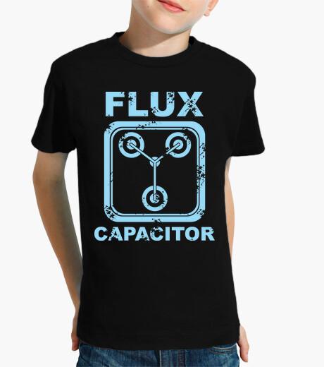 Ropa infantil Flux Capacitor - Back to the...