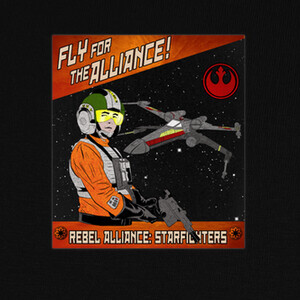Fly for the Alliance! T-shirts