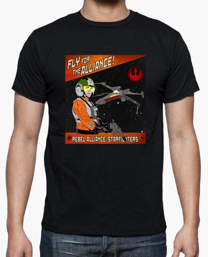 Fly for the Alliance! t-shirt