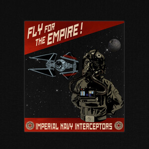 Fly for the Empire! T-shirts