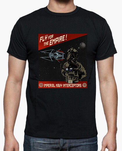 Fly for the Empire! t-shirt