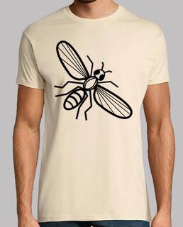 Fly Man, the antihero