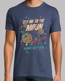 fly me alla moon - evangelion