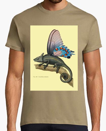 Tee-shirt FLYING CAMELEON