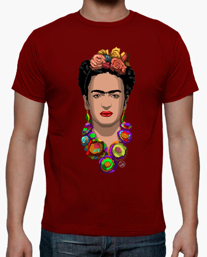 Flying frida two t-shirt