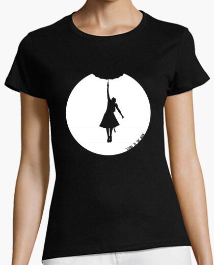 Tee-shirt flying la lune (m)