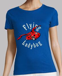 Flying Ladybug W - green - FTS