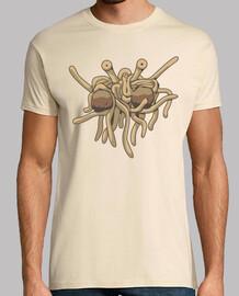 Flying Spagheti Monster