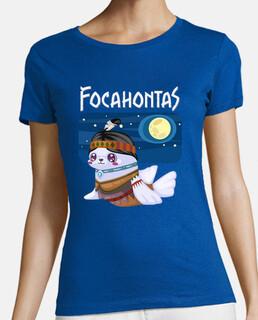 focahontas girl t-shirt
