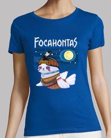 focahontas tee-shirt  femme
