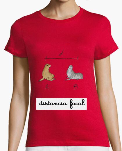 Focal distance t-shirt