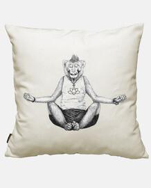 Fodera cuscino cotone, bianco