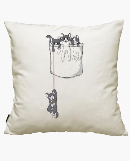 Fodera cuscino pocket kitten