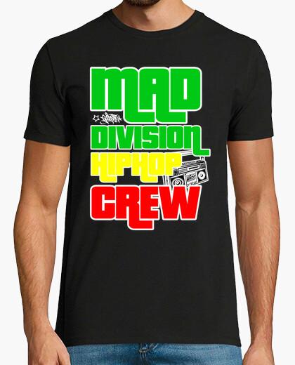 Tee-shirt folle logo de division