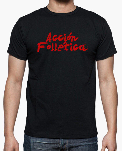 Follética action logo (recommended) t-shirt