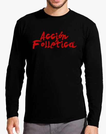 Follética action logo t-shirt