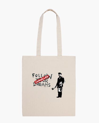 Borsa follow your dreams (annullato)