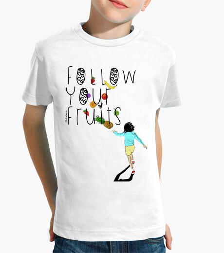 Ropa infantil Follow your fruits Niño