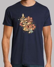 follow your heart - man t-shirt