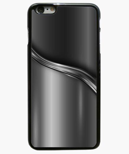Coque Iphone 6 Plus / 6S Plus fond argent