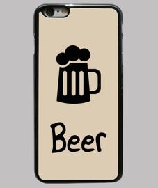 Fondo iPhone 6 PLUS. Jarra Beer