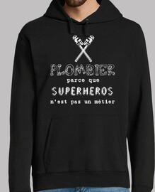 fontanero superhéroes
