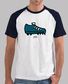 football boot t-shirt