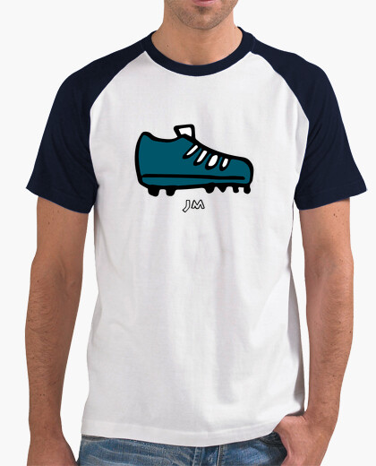 Football boot t-shirt