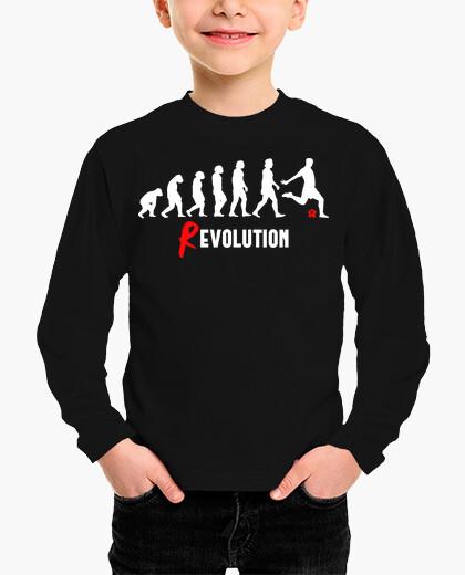 Ropa infantil Football Revolution