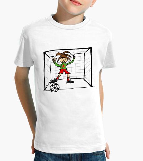 Vêtements enfant footballeur
