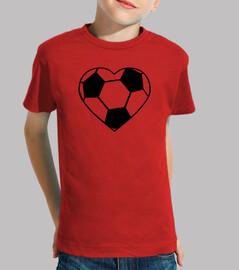 footballing heart