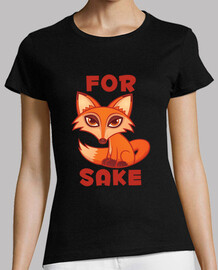 for fox sake