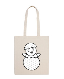 for mom: baby chick-(bag clothing)